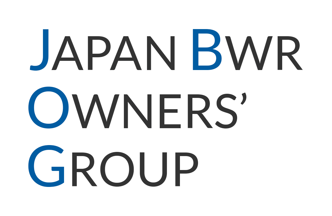 JAPAN BWR OWNERS GROUP